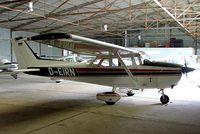 D-EIRN @ EDHL - R/Cessna F.172P Skyhawk [2038] Lubeck~D 21/05/2006 - by Ray Barber