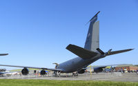 62-3576 @ EGQL - 133ARS/157ARW,New Hampshire ANG KC-135 In the static display at Leuchars airshow 2012 - by Mike stanners