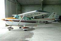 D-ELGR @ EDHM - Cessna 172N Skyhawk II [172-71094] Hartenholm~D 21/05/2006 - by Ray Barber