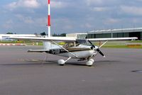 D-EGUP @ EDDH - R/Cessna F.172N Skyhawk [1946] Hamburg-Fuhlsbuettel~D 21/05/2006 - by Ray Barber