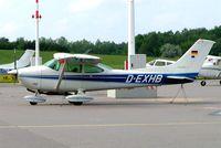 D-EXHB @ EDDH - Cessna 182P Skylane [182-62472] Hamburg-Fuhlsbuettel~D 21/05/2006 - by Ray Barber
