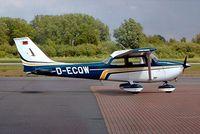 D-ECQW @ EDXN - R/Cessna F.172L Skyhawk [0826] Nordholz-Spieka~D 22/05/2006 - by Ray Barber