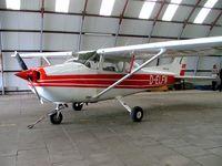 D-ELFN @ EDXN - R/Cessna F.172M Skyhawk [1499] Nordholz-Spieka~D 22/05/2006 - by Ray Barber
