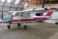 D-EGST @ EDXN - R/Cessna F.172F Skyhawk [0141] Nordholz-Spieka~D 22/05/2006 - by Ray Barber
