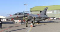 322 @ EGQL - EC1/7 Rafale B in the static display at Leuchars airshow 2012,first pic in the database - by Mike stanners