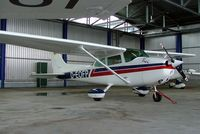 D-EOFP @ EDWB - R/Cessna F.172P Skyhawk [2095] Bremerhaven~D 22/05/2006 - by Ray Barber