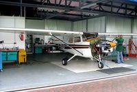 D-EGLB @ EDWB - R/Cessna F.172N Skyhawk [1810] Bremerhaven~D 22/05/2006 - by Ray Barber
