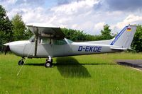 D-EKCE @ EDWB - Cessna 172M Skyhawk [172-63000] (Air Charter Bremerhaven) Bremerhaven~D 22/05/2006 - by Ray Barber