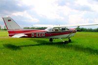 D-EEID @ EDWB - R/Cessna FR.172J Rocket [0512] Bremerhaven~D 22/05/2006 - by Ray Barber