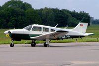 D-EMRY @ EDDH - Piper PA-28R-201 Arrow III [28R-7737066] Hamburg-Fuhlsbuettel~D 21/05/2006 - by Ray Barber