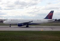 N309US @ DTW - Delta A320 from my aircraft as it is departing