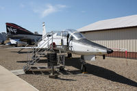 60-0549 @ KBMI - displayed in the small Prairie aviation museum - by olivier Cortot