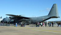 5151 @ EGQL - ET2/61 Hercules in the static display at Leuchars airshow 2010 - by Mike stanners