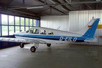 D-EILO @ EDWB - Piper PA-28-181 Archer II [28-7990379] Bremerhaven~D 22/05/2006 - by Ray Barber