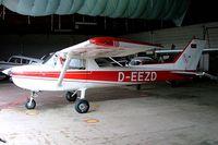 D-EEZD @ EDVH - R/Cessna FRA.150L Aerobat [0159] Hodenhagen~D 23/05/2006 - by Ray Barber