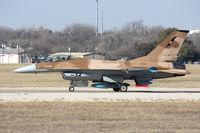 90-0945 @ NFW - USN Top Gun F-16A at NAS Fort Worth - by Zane Adams