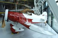 N11044 - Granville Brothers (S E Crosby) Gee Bee Sportster replica at the Evergreen Aviation & Space Museum, McMinnville OR - by Ingo Warnecke