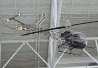 51-13934 - Bell OH-13E Sioux at the Evergreen Aviation & Space Museum, McMinnville OR - by Ingo Warnecke