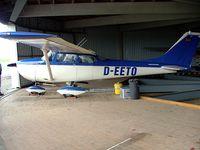 D-EETO @ EDVY - R/Cessna F.172H Skyhawk [0646] Porta Westfalica~D 24/05/2006 - by Ray Barber