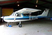 D-ECAU @ EDVR - R/Cessna FA.150K Aerobat [0080] Rinteln~D 24/05/2006 - by Ray Barber