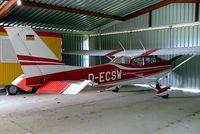 D-ECSW @ EDVR - R/Cessna F.172L Skyhawk [0846] Rinteln~D 24/05/2006 - by Ray Barber