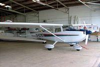 D-ECMD @ EDVR - R/Cessna FR.172H Rocket [0261] Rinteln~D 24/05/2006 - by Ray Barber