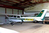 D-EBGW @ EDVR - Cessna 172RG Cutlass II [172RG-0935] Rinteln~D 24/05/2006 - by Ray Barber
