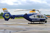 D-HBBZ @ EDDB - Eurocopter EC.135P2 (Brandenburg Police) Berlin-Schonefeld~D 19/05/2006 - by Ray Barber