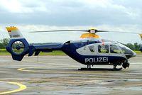 D-HBBY @ EDDB - Eurocopter EC.135P2 [0262] (Brandenburg Police) Berlin-Schonefeld~D 19/05/2006 - by Ray Barber