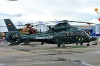 D-HLRZ @ EDDB - Eurocopter EC.155B1 Dauphin [6545] (Bundespolizei) Berlin-Schonefeld~D 19/05/2006 - by Ray Barber