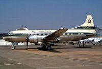 ZS-BRV @ FALA - Convair 340 [215] (Rovos Air) Laseria~ZS 05/10/2003