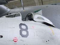 136119 - North American F-1C (FJ-3) Fury at the Evergreen Aviation & Space Museum, McMinnville OR - by Ingo Warnecke