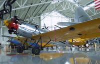 N53438 - Ryan ST3KR at the Evergreen Aviation & Space Museum, McMinnville OR