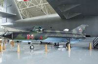 7600 - Mikoyan i Gurevich MiG-21MF FISHBED at the Evergreen Aviation & Space Museum, McMinnville OR