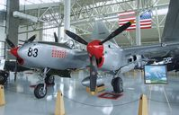 N505MH - Lockheed P-38L Lightning at the Evergreen Aviation & Space Museum, McMinnville OR