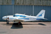 ZS-ZGO @ FALA - Piper PA-23-250 Aztec C [27-2726] Lanseria~ZS 05/10/2003 - by Ray Barber