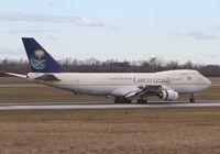 HZ-AIU @ LOWW - Saudi Arabian Airlines Cargo Boeing 747 - by Thomas Ranner