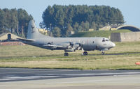 161765 @ EGQL - VP-62 Orion ,one of 3 US Navy P-3's deployed to RAF Leuchars for exercise Joint warrior - by Mike stanners