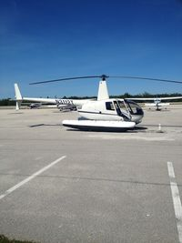 N3112T @ KMTH - Island Hoppers R44 Clipper I at Marathon Flight Strip, Marathon Key, Florida US