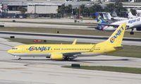 C-GDGZ @ KFLL - Boeing 737-800 - by Mark Pasqualino