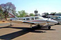 ZS-MTX @ FAWB - Piper PA-34-200T Seneca II [34-7970441] Pretoria-Wonderboom~ZS 08/10/2003 - by Ray Barber