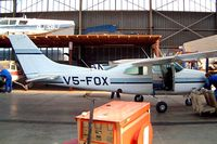 V5-FOX @ FAWB - Cessna T.210N Turbo Centurion [210-64168] Pretoria-Wonderboom~ZS 08/10/2003. This has been registered twice as this and for the 3rd time ZS-MKM which it is currently.
