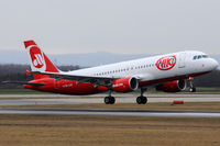 OE-LEU @ VIE - Air Berlin with NIKI Stickers - by Chris Jilli
