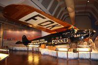 N4204 - Fokker F-VII Trimotor at Henry Ford Museum