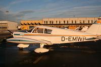 D-EMWP @ LOWG - D-EMWP at Graz Airport - by Martin Kutschka