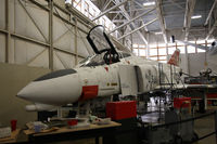 66-8711 @ KHIF - The museum crew is working on this plane. This phantom will be one of the four gate guardians of the museum. - by olivier Cortot