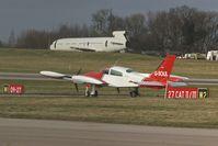 G-SOUL @ EGNX - 1975 Cessna 310R, c/n: 310R-0140 at East Midlands