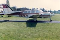 N3690D @ OR81 - Oregon - by Unknown