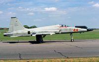 74-1544 @ EGWZ - taxying to the flightline - by Friedrich Becker