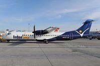 OE-LIB @ LOWW - Intersky ATR72 - by Dietmar Schreiber - VAP